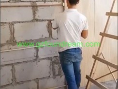 Installated directly beautify house so easy