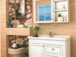 835-ALUMINUM BATHROOM CABINET