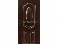 Cheap Interior Doors with Simple Design for Africa Market